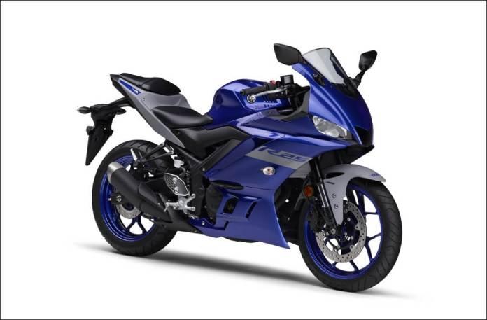 R25 2021 Racing Blue