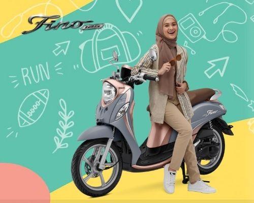 Yamaha Fino 125 2021