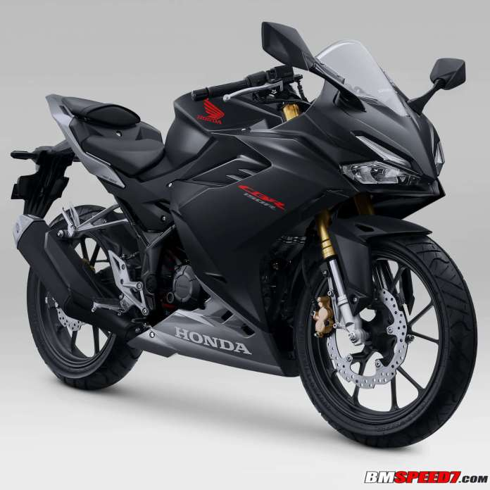 Honda CBR150R 2021 Hitam Doff