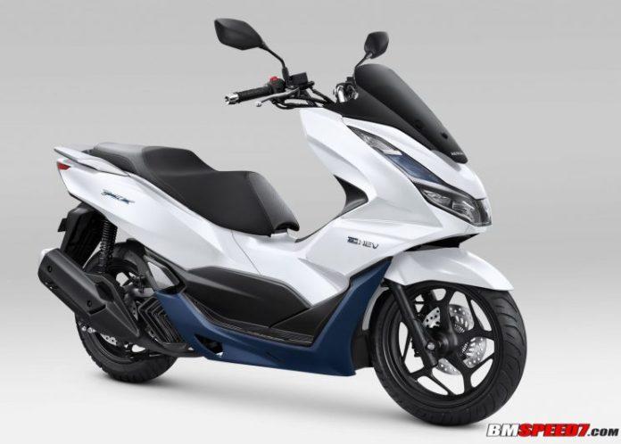 Harga PCX 160 Hybrid 2021