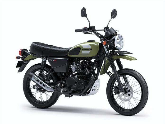 Kawasaki W175 TR 2021