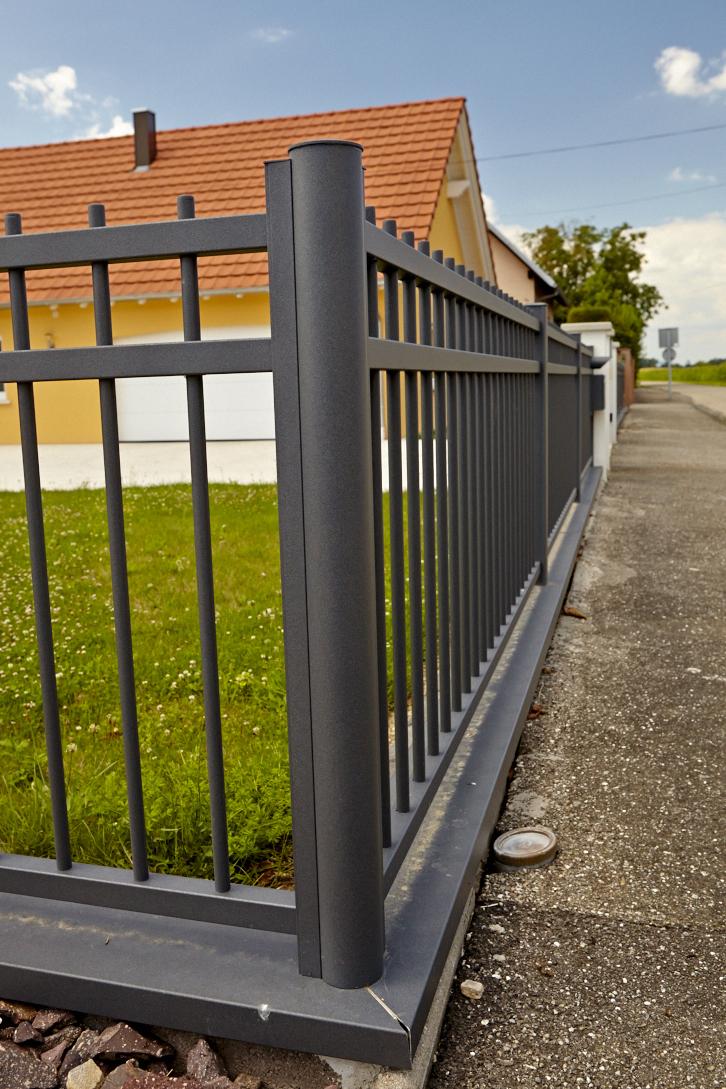 BMT Deutsche Bauelemente, Aluminiumtore, Zäune und Tore,Leipzig, Zäune, Tor, Tore aus Aluminium, Zaun und Tor, Haustüren,Leipzig, Wintergarten, Terrassendach, (4) (11)