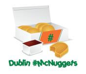 Dublin #McNuggets