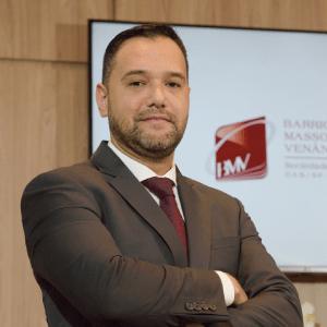 Barrichelo, Masson e Venâncio
