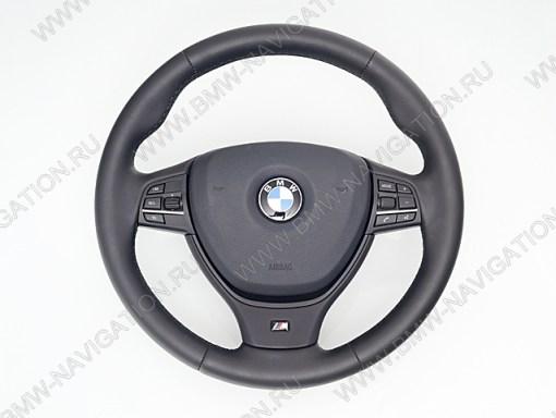 Спортивный M руль BMW 5 серия F10 Дорестайлинг