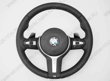 Спортивный M руль BMW 5 серия F10