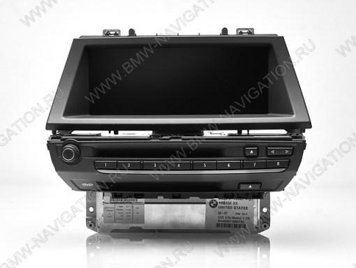 Навигация CCC BMW X6 E71 с монитором