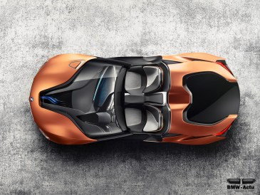 BMW i Vision Futur Interaction