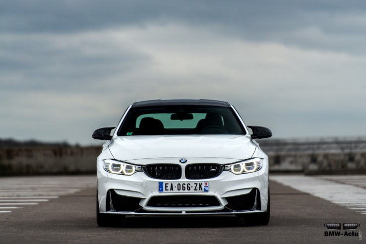 BMW M4 Tour Auto Edition