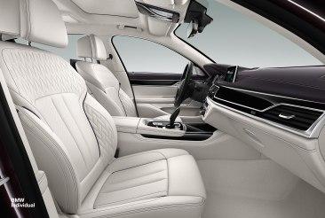 Composition Indivudual BMW M760Li xDrive