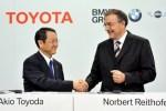 Połaczenie sił BMW i Toyoty