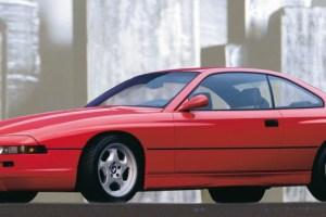 BMW E31 serii 8