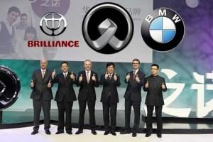 Nowa marka BMW i chińskiego partnera!