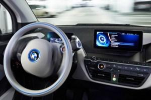 BMW i3 zaparkuje za Ciebie