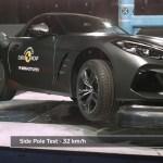 BMW Z4[G29]のクラッシュテスト動画