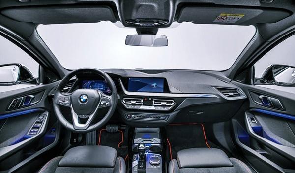 2021 BMW 2 Series Gran Coupe Interior