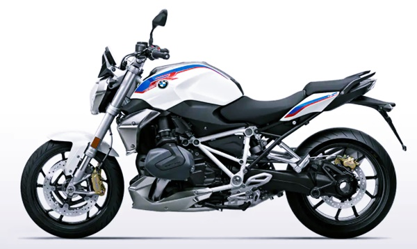 2021 BMW R 1250 R Specs