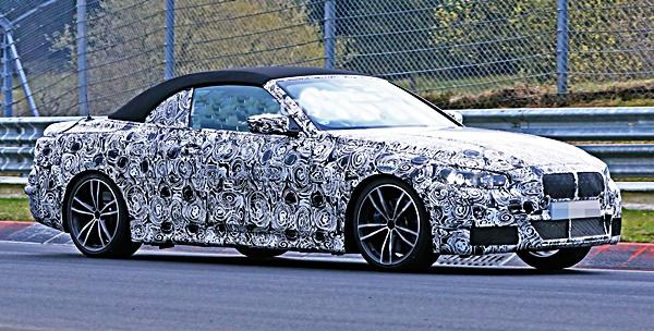 New 2021 BMW 4 Series Convertible USA Price