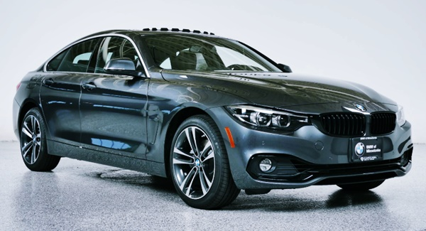 New 2021 BMW 4 Series Hatchback Configurations