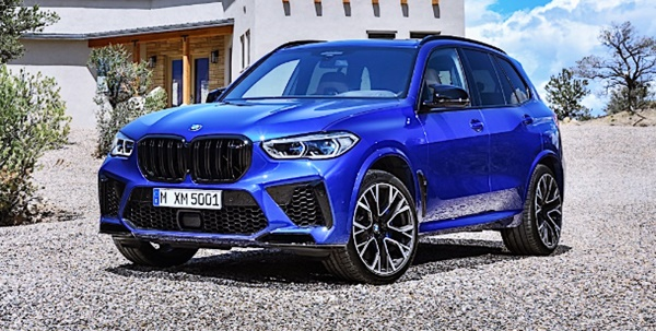 New 2021 BMW X5 M USA Specs Price
