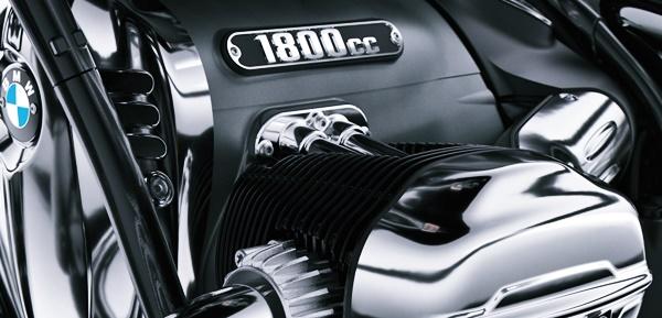 2021 BMW R18 Engine