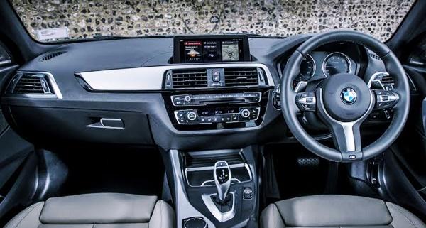 2021 BMW M140i Interior