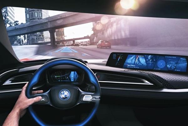 2022 BMW I3 Interior