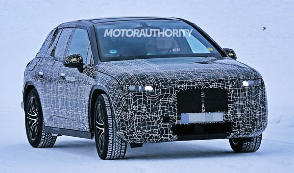 New 2022 BMW iNEXT USA Release Date, Pricing