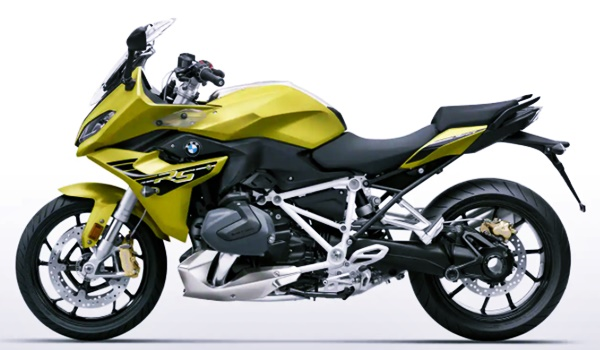 New 2022 BMW R 1250 RS Review