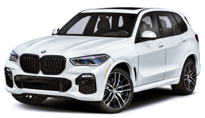 2022 BMW X5 M50i