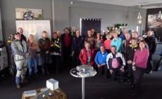 BMW Club members at the Bearback talk