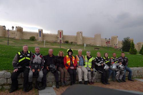 The Walls at Avila