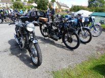 06 VMCC Northampton Section Brackley Festival of Motorcycling 20140817