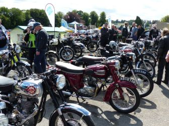 08 VMCC Northampton Section Brackley Festival of Motorcycling 20140817