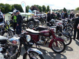 08 VMCC Northampton Section Brackley Festival of Motorcycling 20140817