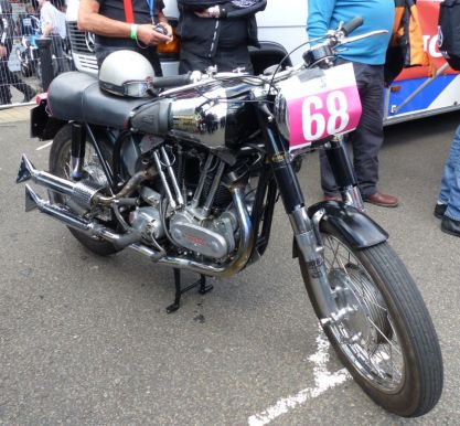 17 Brough Superior Brackley Festival of Motorcycling 20140817