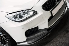BMW M6 Gran Coupe 3D Design Aero rendering 2