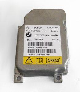 Airbag Steuergerät BMW