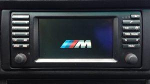BMW Navigation MKIV