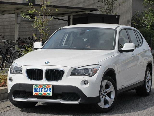 BMW X1 4WD中古車