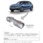 リコール BMW 116i 2019