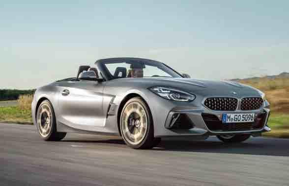 2019 BMW Z4 Roadster Manual Transmission, 2019 bmw z4 m40i, 2019 bmw z4 price, 2019 bmw z4 interior, 2019 bmw z4 release date, 2019 bmw z4 coupe 2019 bmw z4 review,