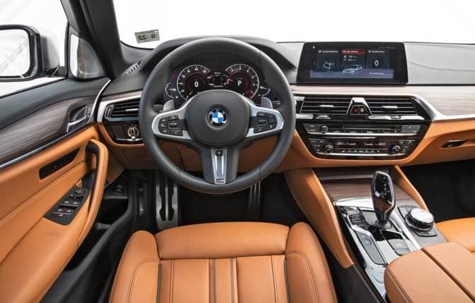 bmw serie 5 2022 Series Sedan Update to the 7th Generation of BMW's 5 Series Sedan