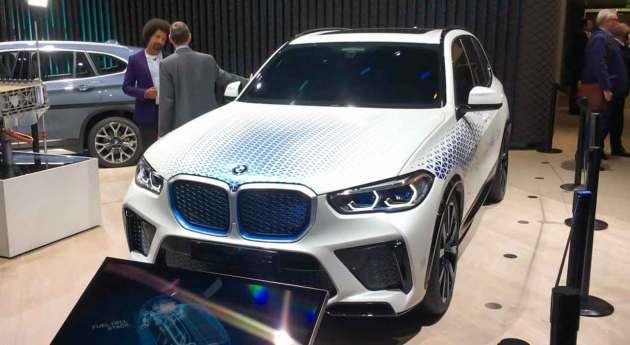 2022 BMW X5: Next Generation X5 With BMW i Hydrogen Next 369 HP Review