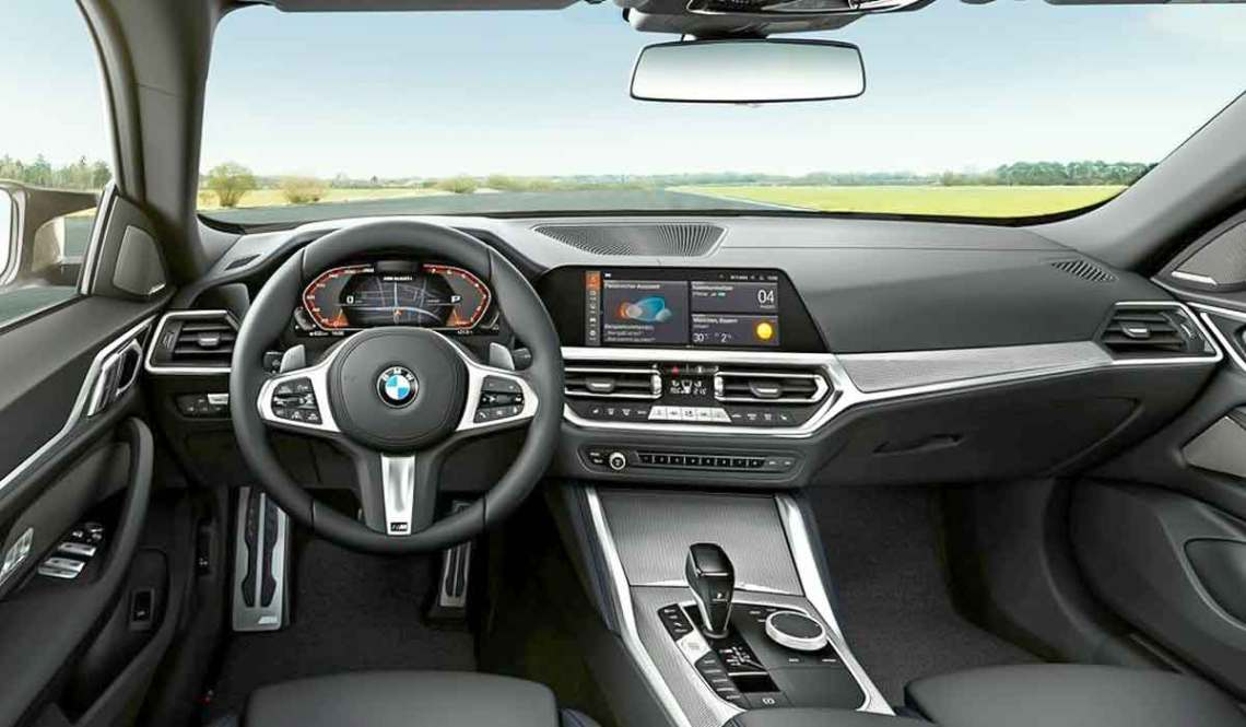 2023 BMW 4 Series Gran