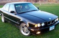 95 BMW 540i 6 speed