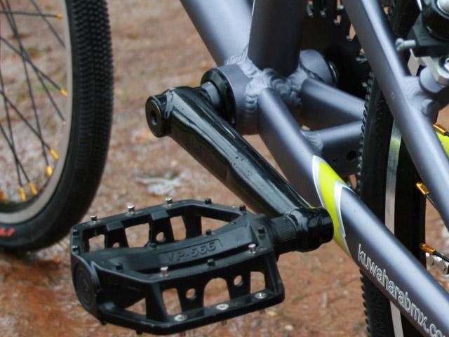 Profile BMX race cranks