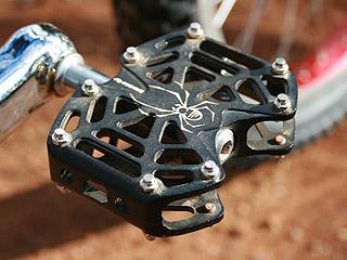 Tioga Spyder BMX pedals