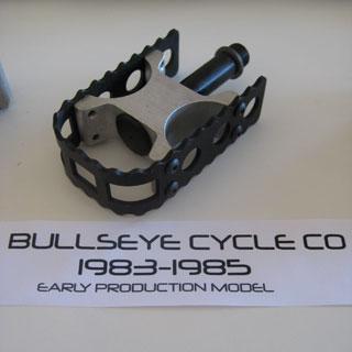 Bullseye 80's pedal