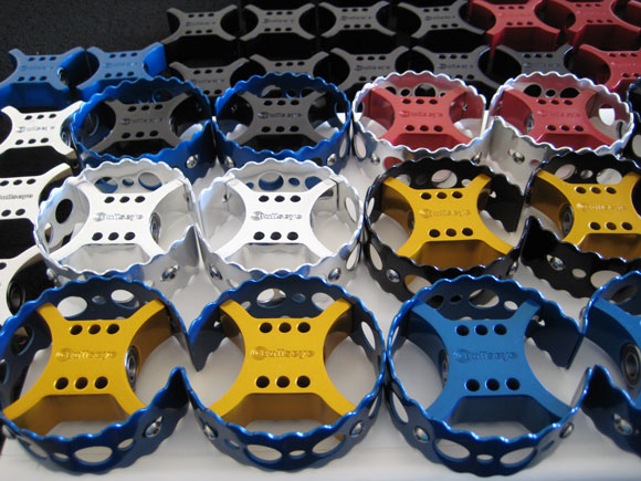 Bullseye 2008 Pedals